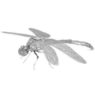 DRAGONFLY METAL EARTH 3D LASER CUT MODEL