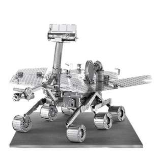 MARS ROVER METAL EARTH 3D LASER CUT MODEL