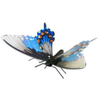 BUTTERFLY PIPEVINE SWALLOWTAIL METAL EARTH 3D LASER CUT MODEL