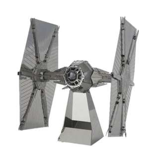 STAR WARS TIE FIGHTER METAL EARTH 3D LASER CUT MODEL