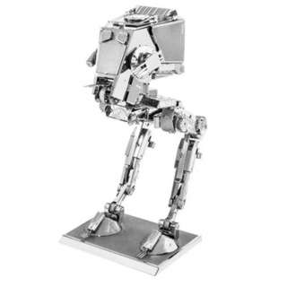 STAR WARS AT -ST 3D METAL MODEL KIT
