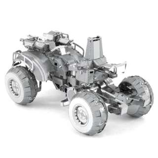 UNSC GUNGOOSE METAL EARTH 3D METAL MODEL KITS