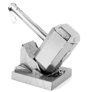 THOR`S HAMMER 3D METAL MODEL KITS