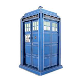 DOCTOR WHO TARDIS METAL EARTH 3D METAL MODEL KITS
