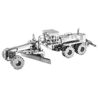 MOTOR GRADER METAL EARTH 3D LASER CUT MODEL
