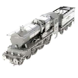 HOGWARTS EXPRESS TRAIN METAL EARTH 3D METAL MODEL KITS