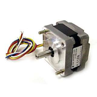 MOTOR STEPPER 1.8DEG/STEP W/WIRE 