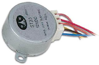 STEPPER MOTOR 12VDC 60MA 