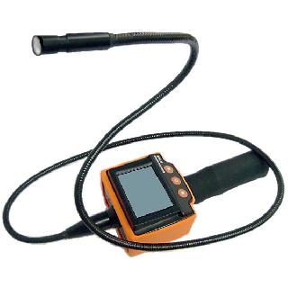 ENDOSCOPE WITH COLOUR LCD SNAKE 