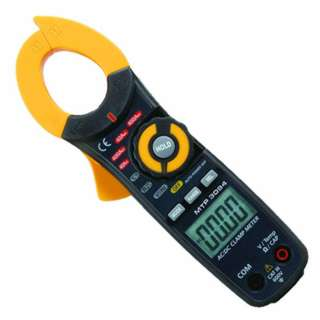 MULTIMETER DIGITAL CLAMP AC/DC CAT III 600VAC/400A