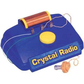 AM CRYSTAL RADIO 