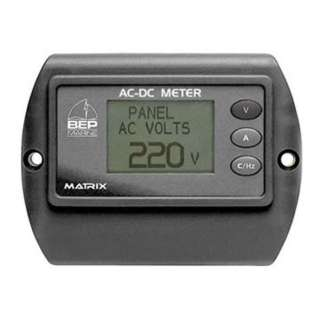 PANEL METER  DIGITAL AC/DC 10-35VDC 65MA W/BACK LIT