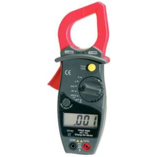 MULTIMETER DIGITAL CLAMP AC/DC TRUE RMS