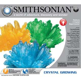 CRYSTAL GROWING KIT PERFORM 3 CRYSTAL EXPERIMENTS
