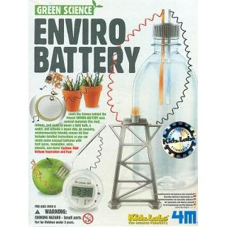 ENVIRO BATTERY GREEN SCIENCE