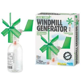 WINDMILL GENERATOR GREEN SCIENCE