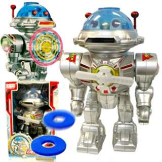 ROBOT STAR DEFENDER 11INCH 