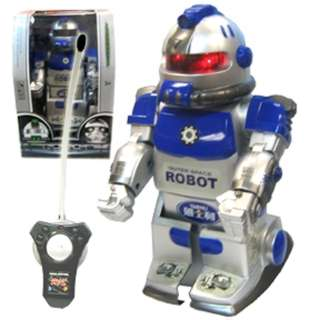ROBOT RADIO CONTROLLED 10 INCH 