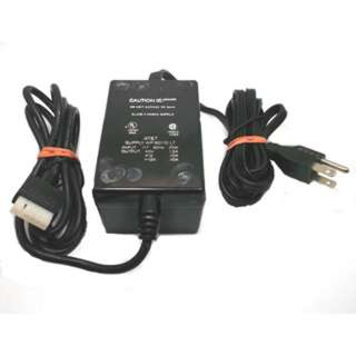 PSU 5VDC 1.5A +/-12VDC 100MA PLUGIN IP:117V MOLEX 5PIN