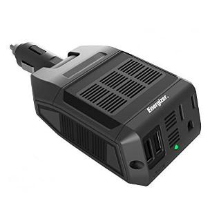 INVERTER DC/AC 100W 12VDC-110VAC 2 OUTLETs WITH USB