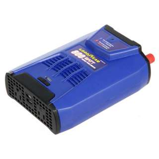 INVERTER DC/AC 800WATTS DUAL AC OUTLETS & 2 USB PORTS