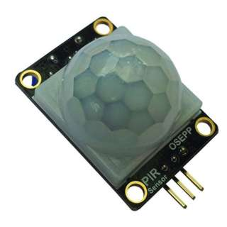 PASSIVE INFRARED SENSOR MODULE OPERATING VOLTAGE 5-12V
