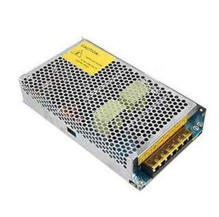 PSU SW DC 12V 12.5A OPEN IP:110-120VAC/220-240VAC