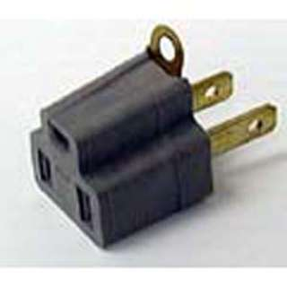 AC ADAPTER 2PIN PLUG TO 3P JACK 