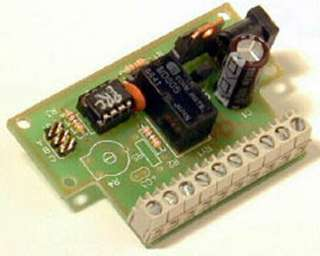 RELAY CONTROLLER USING PIC 