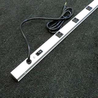 POWER BAR 10 O/LET VERT 15A/120 6FT CORD BAR 60IN ON/OFF SWITCH