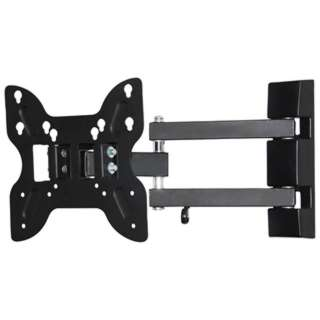 TV WALLMOUNT 14-37IN TILT/SWIVEL 55LBS TRIPLE ARM ARTICULATING