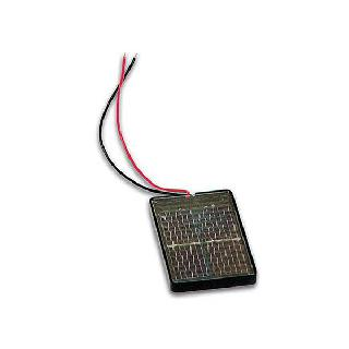 SOLAR CELL .5V 800MA 2.6X3.7IN WITH WIRE