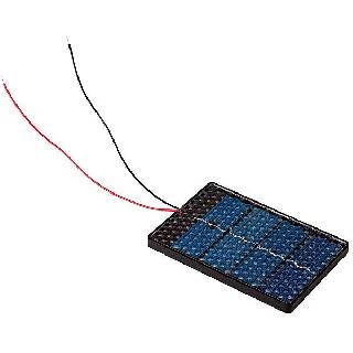 SOLAR CELL 2V 200MA 2.6X3.7IN WITH WIRE