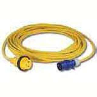POWERCORD PLUS CORDSET 32A 230V WITH EUROPEAN PLUG 1METER