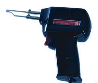 SOLDER GUN W/EXTRA TIP+SO 