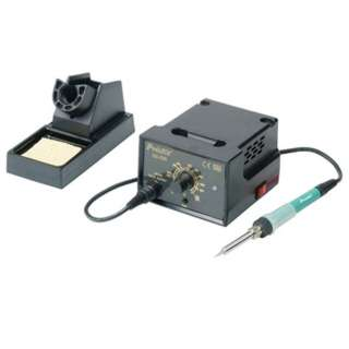 SOLDERING STATION 60W TEMPERATURE CONTROLLED 480 DEG