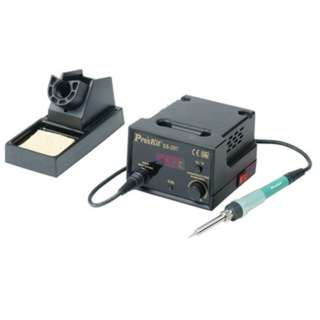 SOLDERING STATION 60W DIGITAL TEMPERATURE CONTROLLED 480 DEG