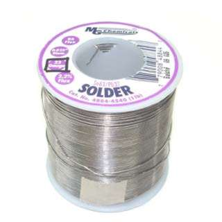 SOLDER WIRE 63/37 REGULAR 1LB 23AWG 0.025IN RA CORE
