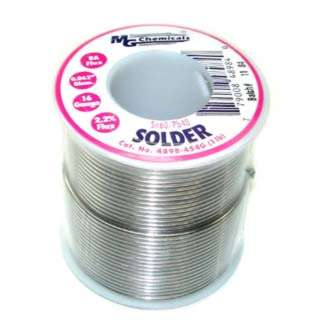 SOLDER WIRE 60/40 REGULAR 1LB 16AWG 0.062IN RA CORE