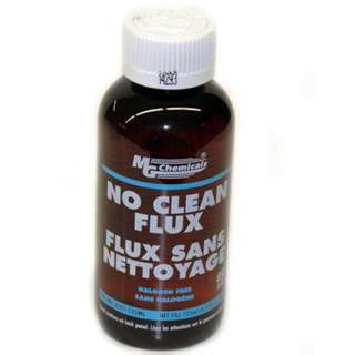 FLUX NO-CLEAN LIQUID 125ML ROSIN FREE