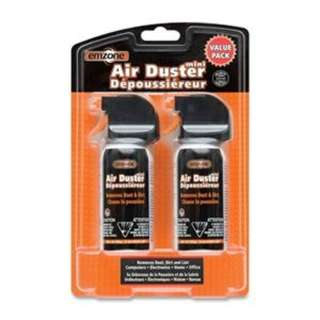 AIR DUSTER MINI 85G DOUBLE PACK 