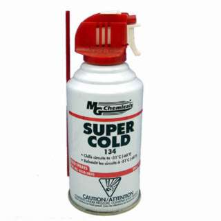 SUPER COLD AEROSOL 285G HFC134A 