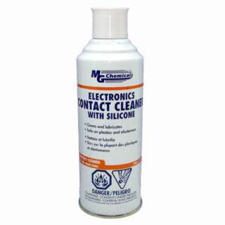 CONTACT CLEANER W/SILICONE 340G 