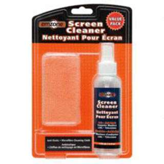 SCREEN CLEANER 118ML MICROFIBRE CLOTH