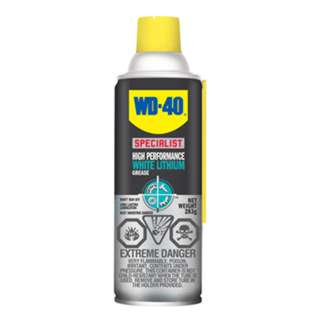 LITHIUM GREASE WHITE 283G WD-40 