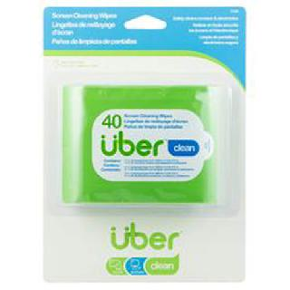 LCD CLEANING WIPES 5.1X7IN 