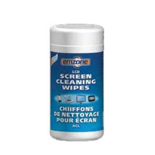 LCD CLEANING WIPES 100 WIPES/PK 