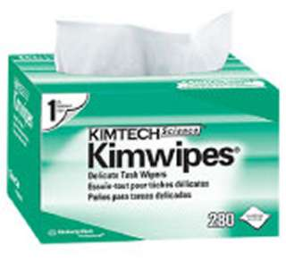 WIPES SINGLE PLY 11.8X11.8IN DELICATE TASK WIPERS 196PCS/BOX