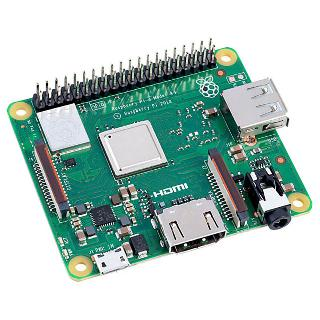 RASPBERRY PI 3 MODEL A+ WIFI DUAL-BAND