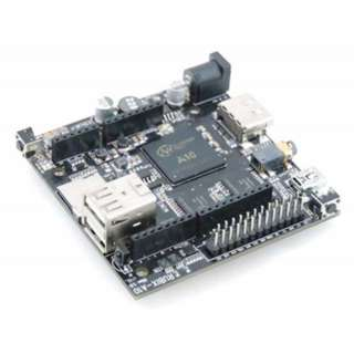 LINUX PC SHIELD FOR ARDUINO RUBIX